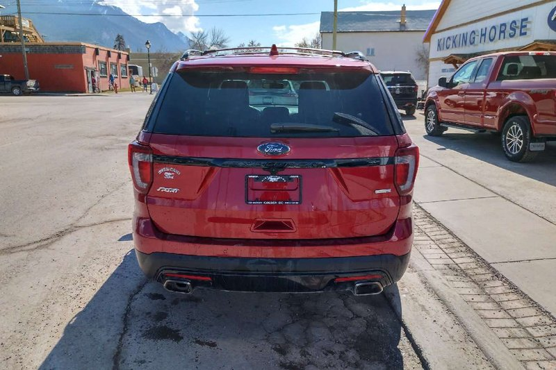 2017 Ford Explorer for sale in Golden, British Columbia