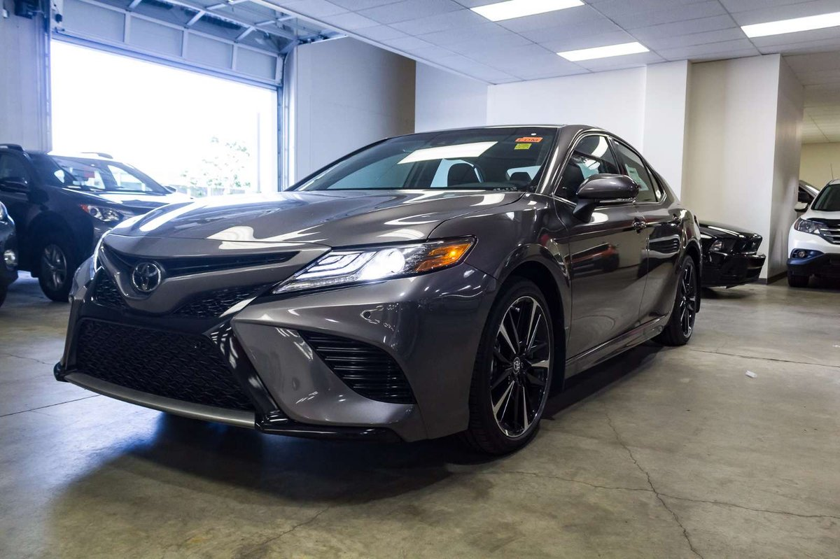 2018 Toyota Camry For Sale In Edmonton
