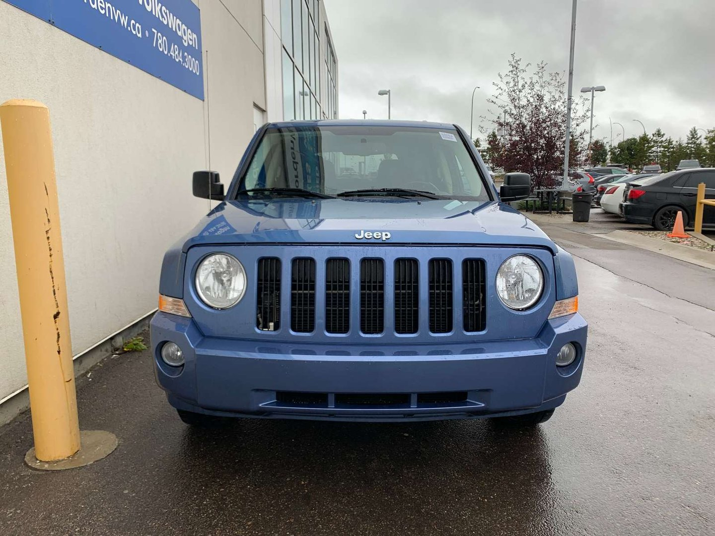 2007 Jeep Patriot Sport for sale in Edmonton, Alberta