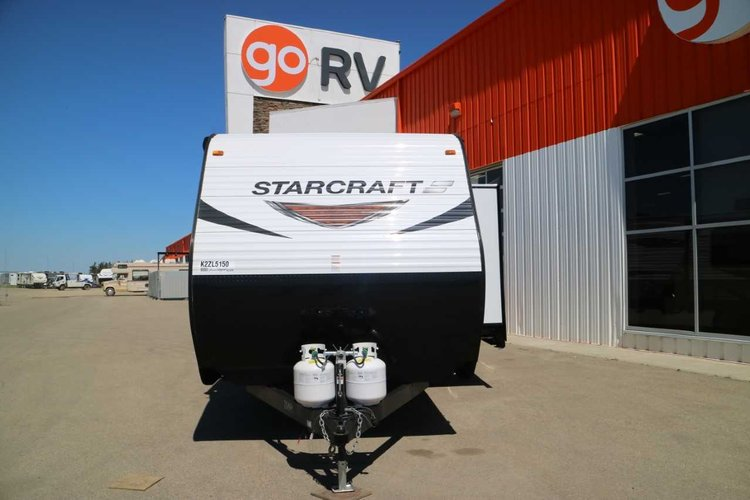 2019 Starcraft AUTUMN RIDGE OUTFITTER 26BHS Only $125 biweekly OAC. New Travel Trailer RV, sleeps 10 with bunk beds!  for sale in Leduc, Alberta