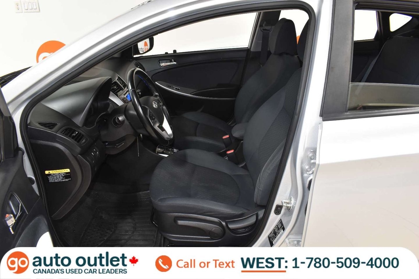 2014 Hyundai Accent GLS for sale in Edmonton, Alberta