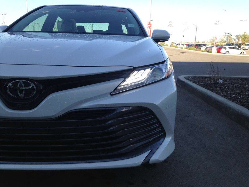 2018 Toyota Camry for sale in Edmonton, Alberta