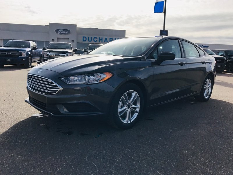 2018 Ford Fusion for sale in Bonnyville, Alberta
