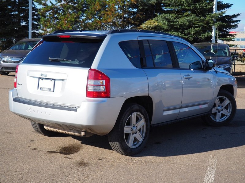 2010 Jeep Compass for sale in Edmonton, Alberta
