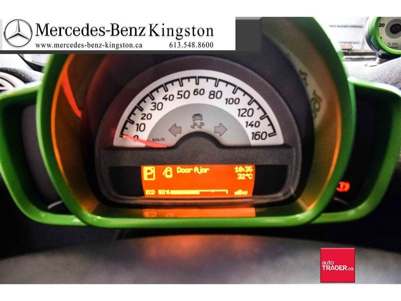 2014 smart FORTWO ELECTRIC DRIVE for sale in Kingston, Ontario