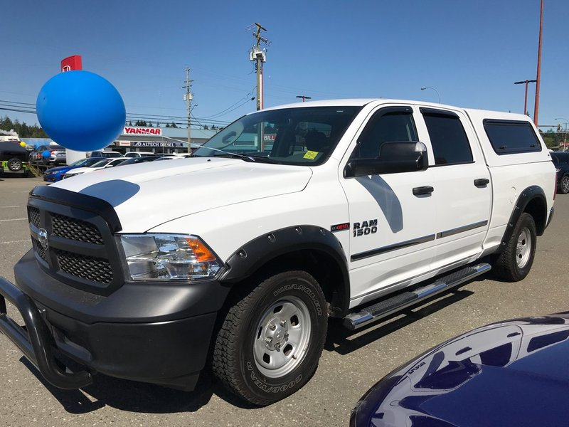 2016 Ram 1500 for sale in Campbell River, British Columbia
