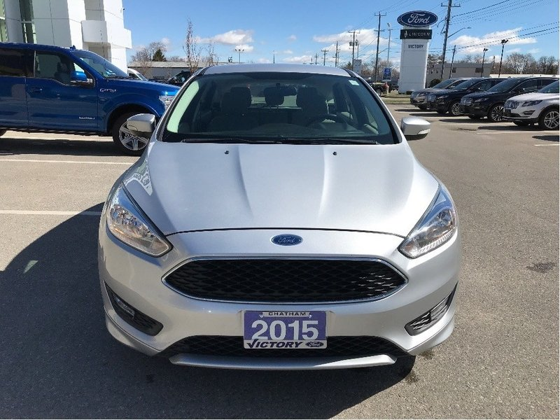 2015 Ford Focus for sale in Chatham, Ontario