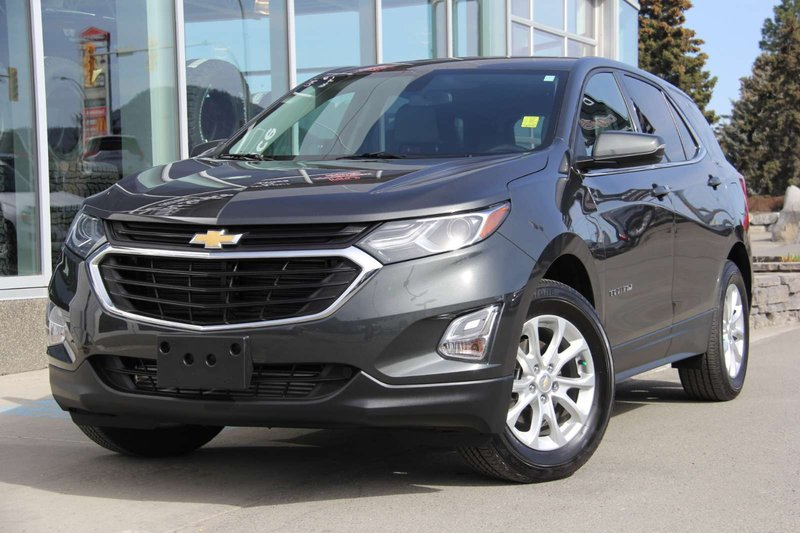 2018 Chevrolet Equinox for sale in Kamloops, British Columbia