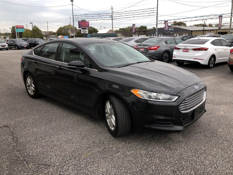 2015 Ford Fusion for sale in Tilbury, Ontario