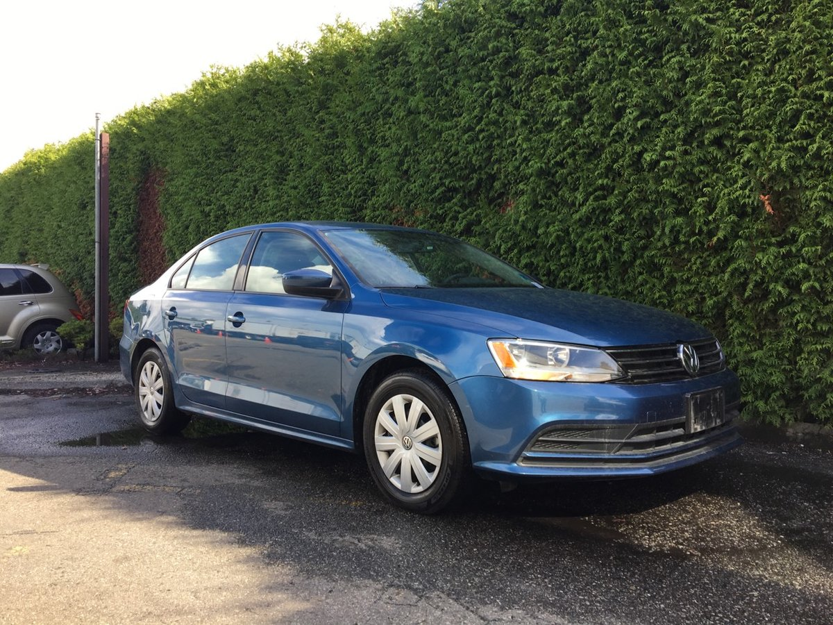 2017 Volkswagen Jetta Sedan for sale in Surrey, British Columbia
