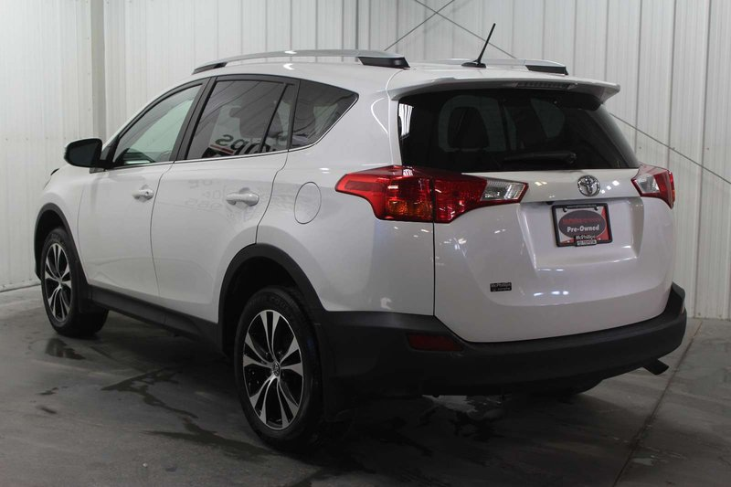 2015 Toyota RAV4 for sale in Winnipeg, Manitoba