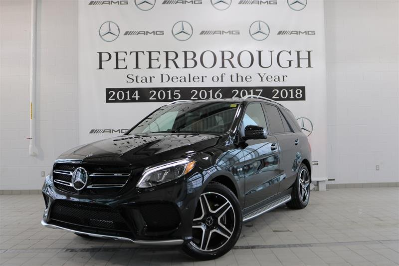 2019 Mercedes-Benz GLE for sale in Peterborough, Ontario