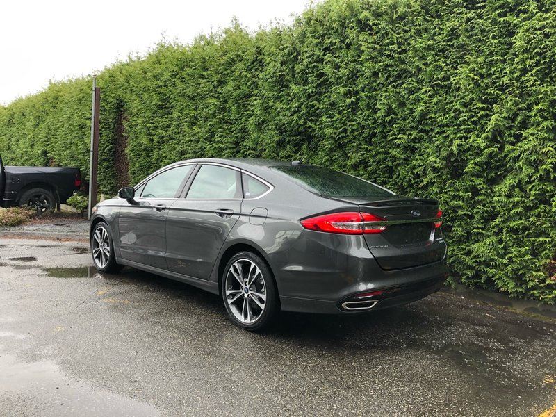 2018 Ford Fusion for sale in Surrey, British Columbia