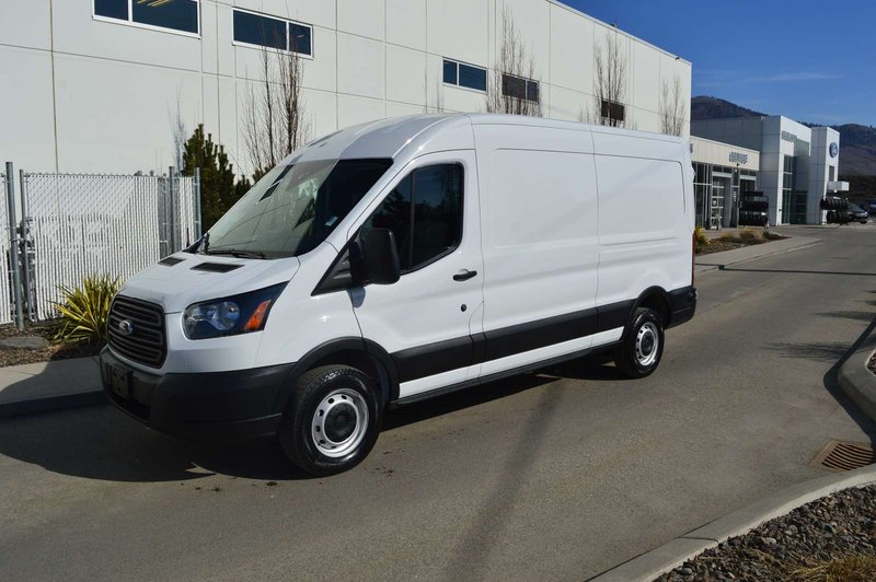 2019 Ford Transit Van for sale in Kamloops, British Columbia