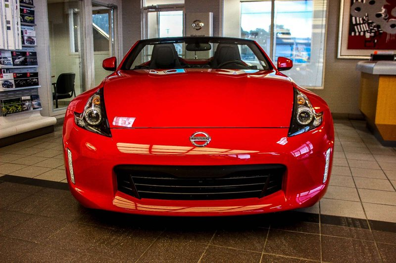 2019 Nissan 370Z Roadster for sale in Vernon, British Columbia