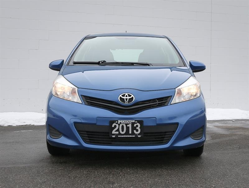 2013 Toyota Yaris for sale in Penticton, British Columbia