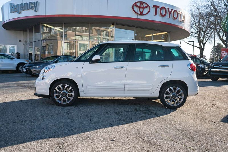 2014 Fiat 500L for sale in Vancouver, British Columbia