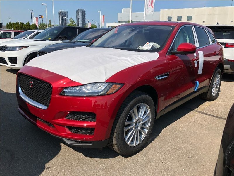 2019 Jaguar F-PACE for sale in Woodbridge, Ontario