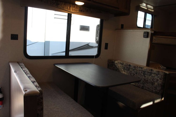 2019 Keystone Hideout 21LHS Only $100 Biweekly OAC. New Travel Trailer, sleeps 8 with Murphy Bed! for sale in Red Deer, Alberta