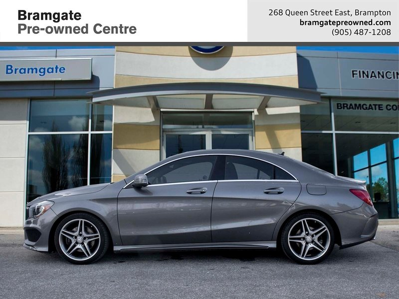 2015 Mercedes-Benz CLA for sale in Brampton, Ontario