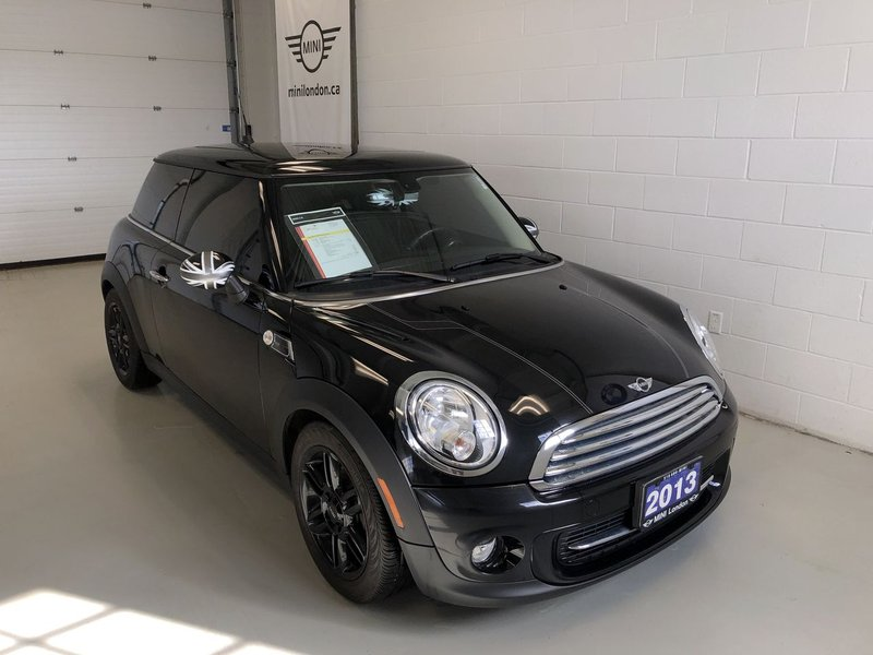 2013 MINI Cooper Hardtop for sale in London, Ontario
