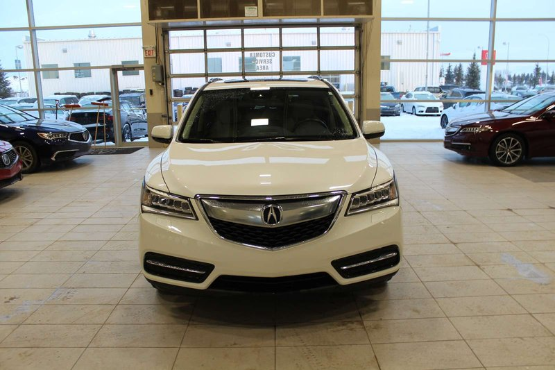 2016 Acura MDX for sale in Red Deer, Alberta