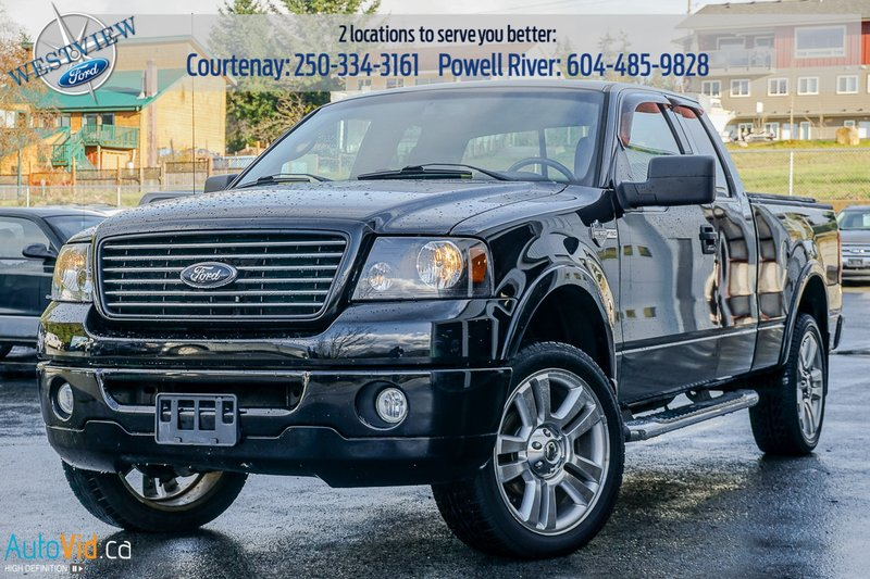 2006 Ford F-150 for sale in Courtenay and Powell River, British Columbia
