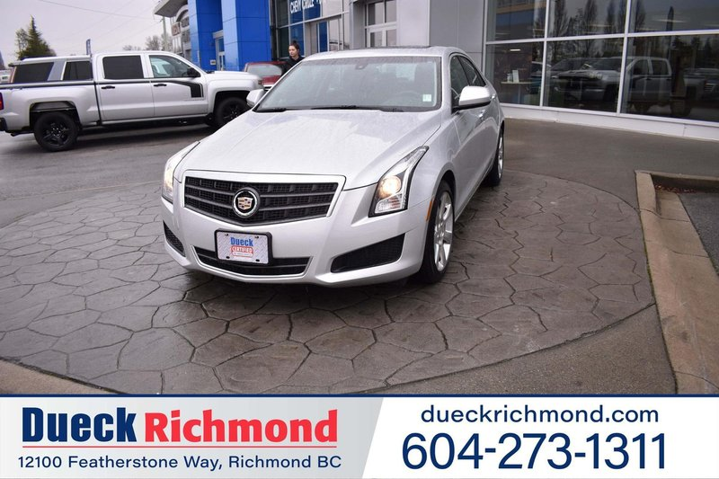2014 Cadillac ATS for sale in Richmond, British Columbia