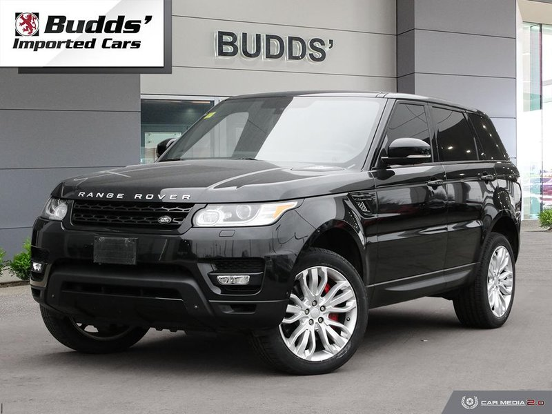 2015 Land Rover Range Rover Sport for sale in Oakville, Ontario