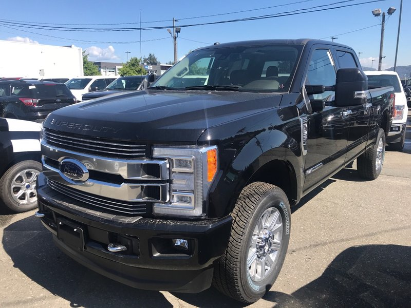 2018 Ford Super Duty F-350 SRW for sale in Abbotsford, British Columbia