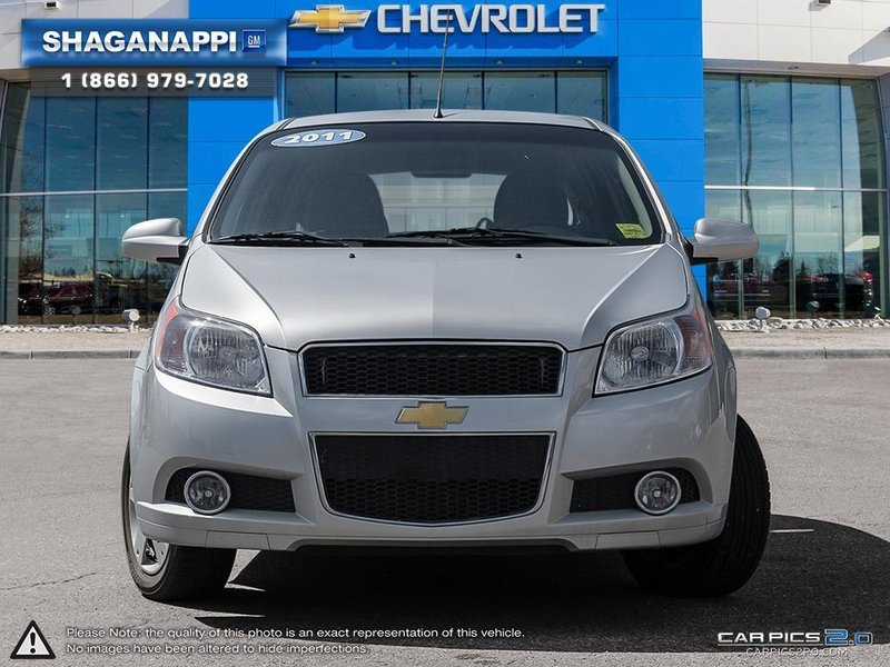 2011 Chevrolet Aveo for sale in Calgary, Alberta