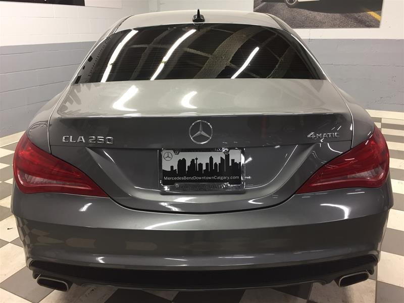 2016 Mercedes-Benz CLA for sale in Calgary, Alberta