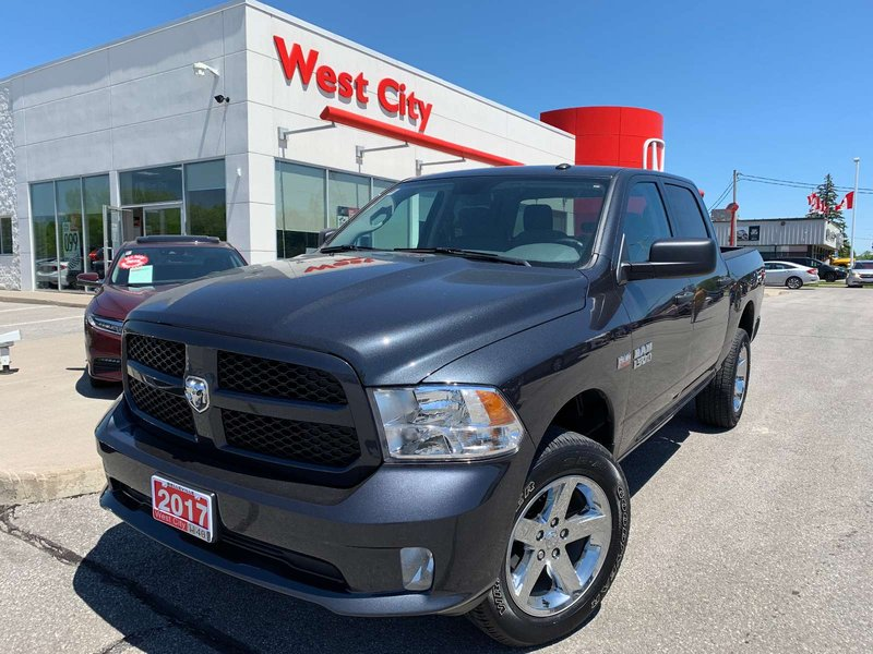 2017 Ram 1500 for sale in Belleville, Ontario