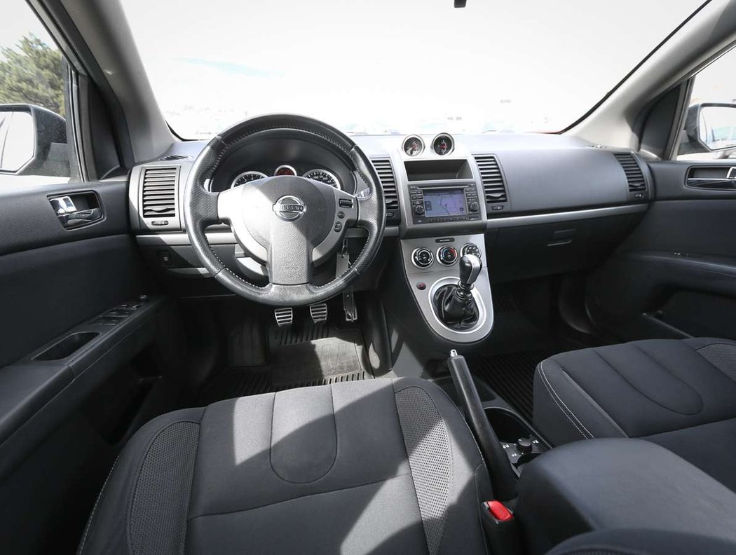 2010 nissan sentra manual gearbox