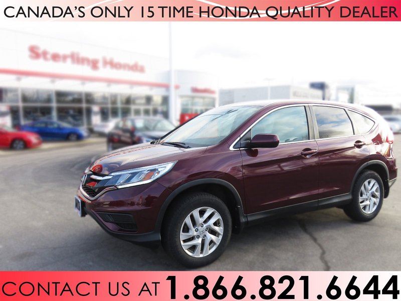 2015 Honda CR-V for sale in Hamilton, Ontario