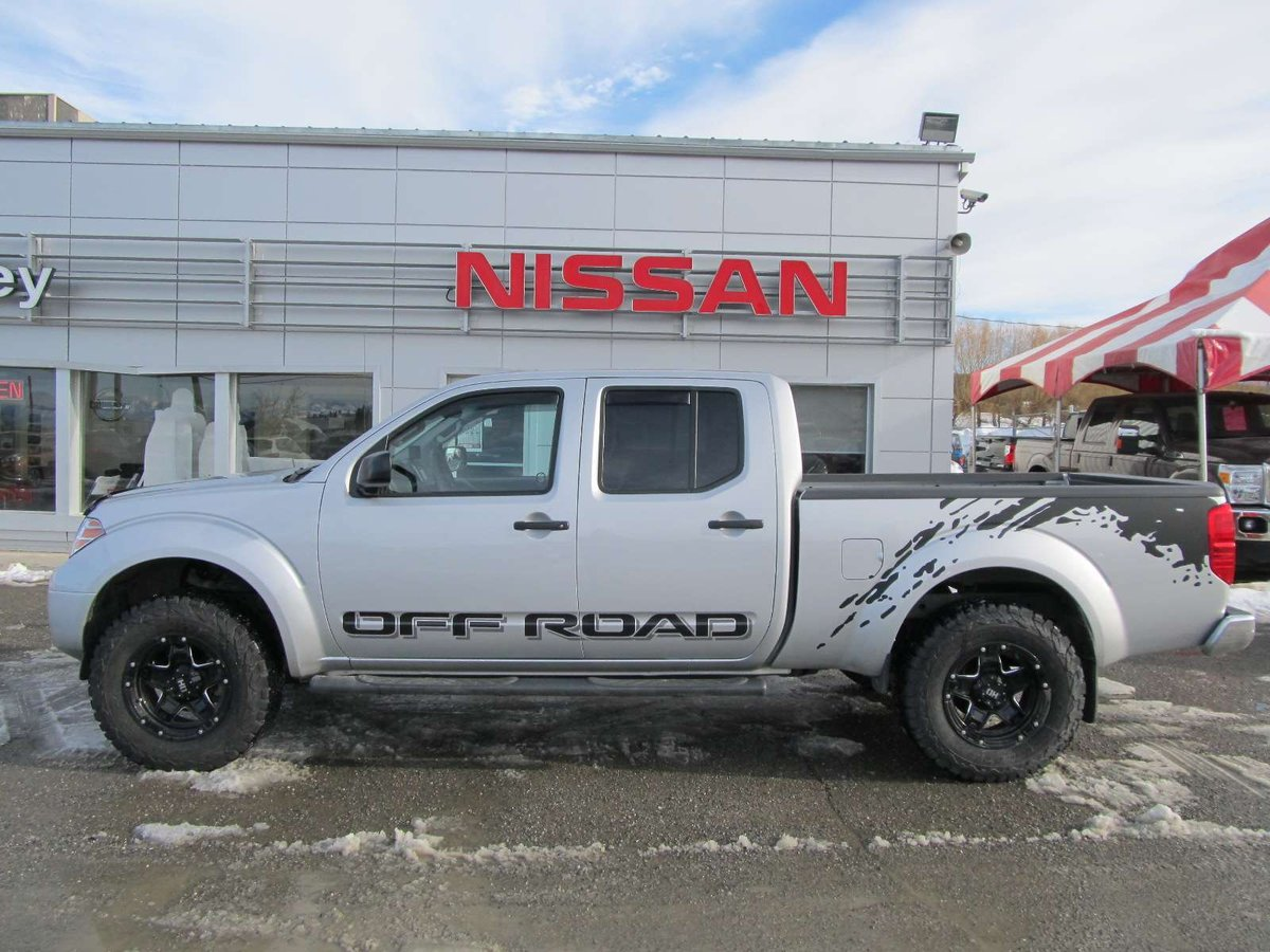 2016 Nissan Frontier for sale in Cranbrook, British Columbia