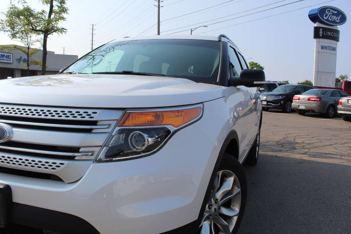 2015 Ford Explorer for sale in Mississauga, Ontario