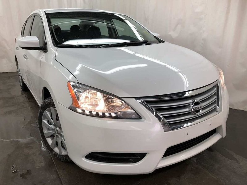 2014 Nissan Sentra for sale in Calgary, Alberta