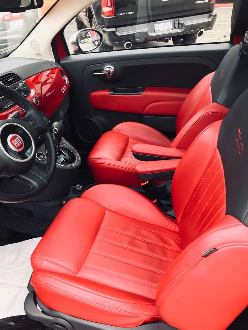 2015 Fiat 500 for sale in Richmond, British Columbia