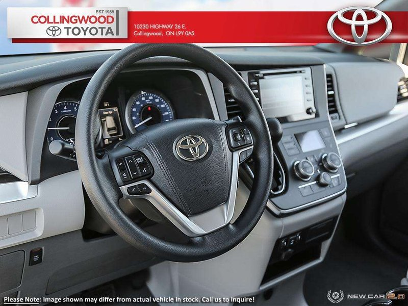 2019 Toyota Sienna for sale in Collingwood, Ontario