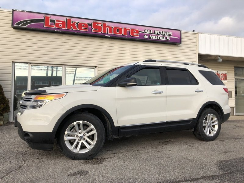2011 Ford Explorer for sale in Tilbury, Ontario