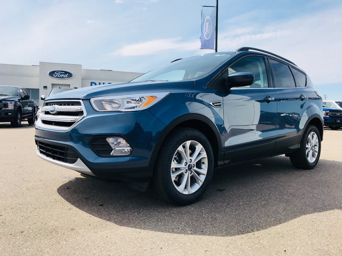 2018 Ford Escape for sale in Bonnyville, Alberta