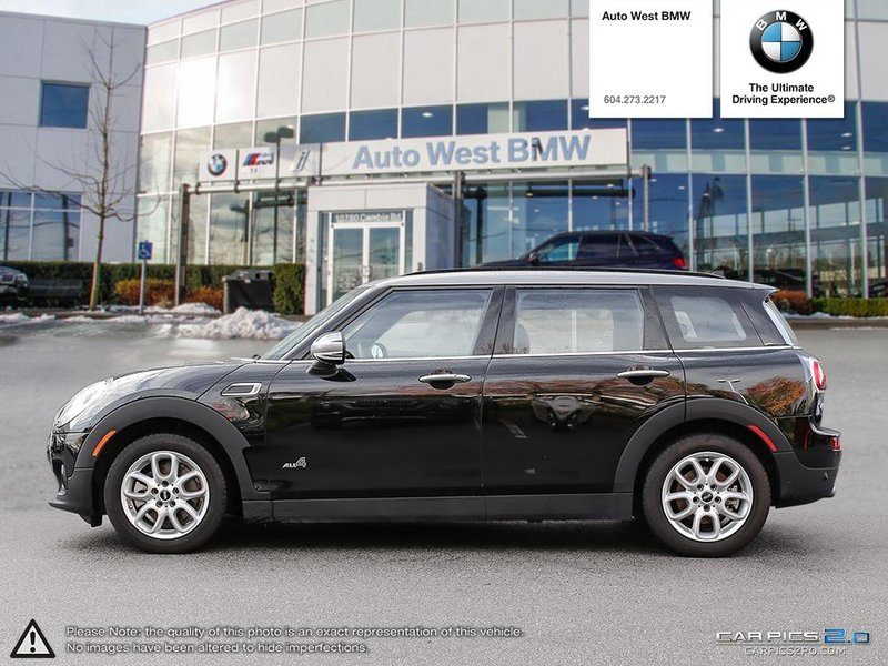 2017 MINI Cooper Clubman for sale in Richmond, British Columbia