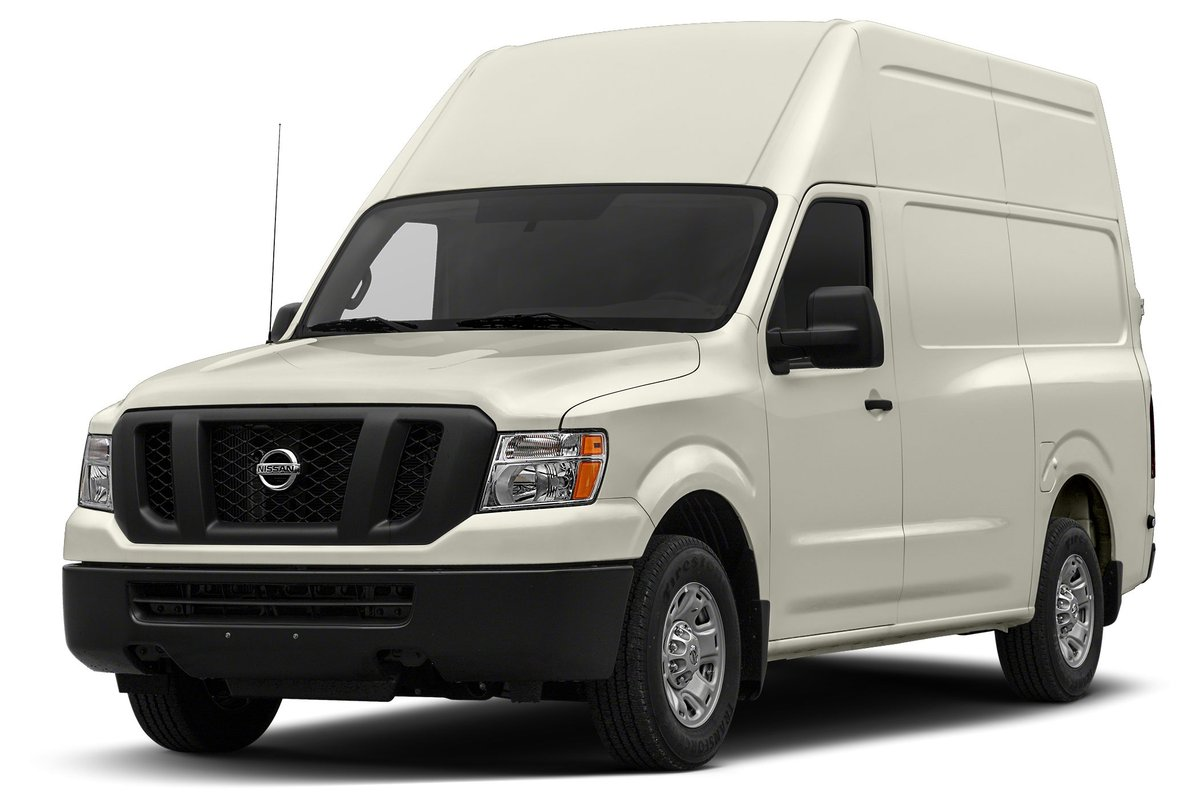 2017 Nissan NV Cargo NV2500 HD for sale in Calgary, Alberta