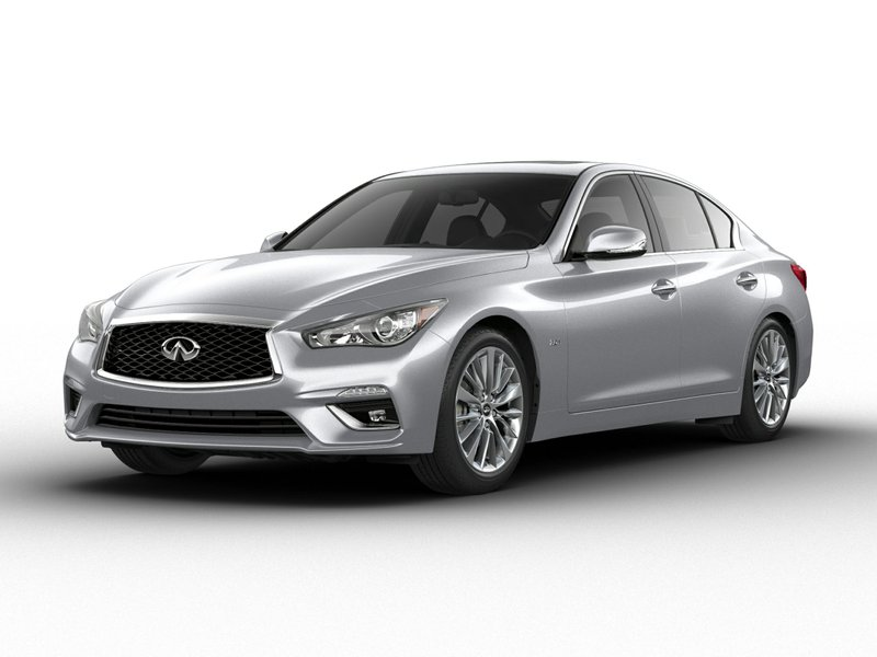 2018 Infiniti Q50 for sale in Richmond, British Columbia