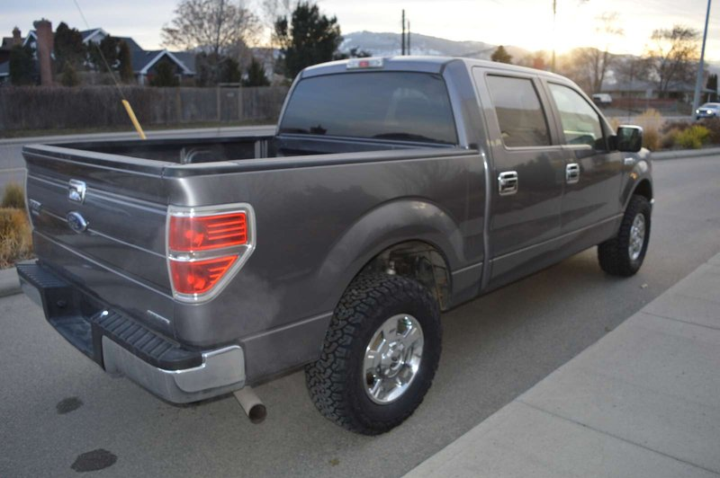 2014 Ford F-150 for sale in Kamloops, British Columbia