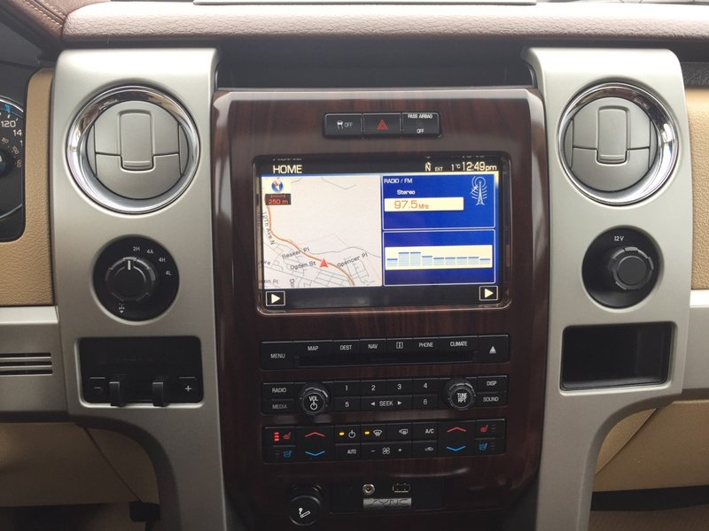2012 Ford F-150 for sale in Williams Lake, British Columbia