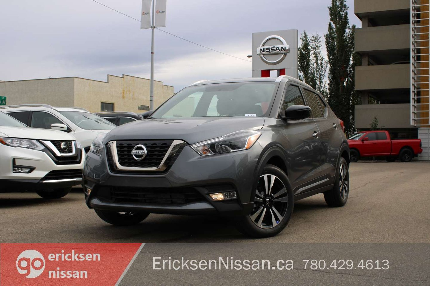 2019 Nissan Kicks SR for sale in Edmonton, Alberta
