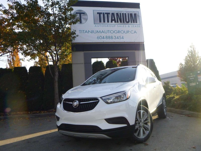 2018 Buick Encore for sale in Langley, British Columbia