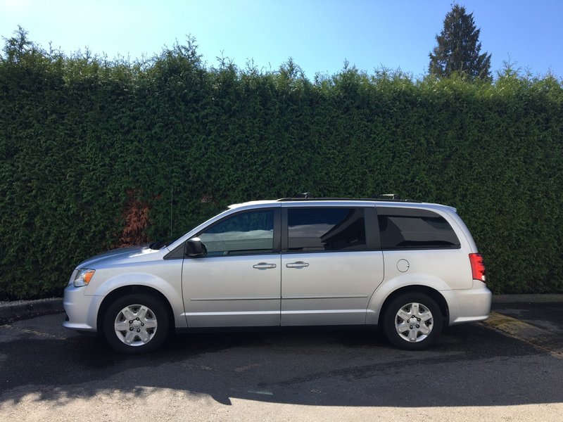 2011 Dodge Grand Caravan for sale in Surrey, British Columbia